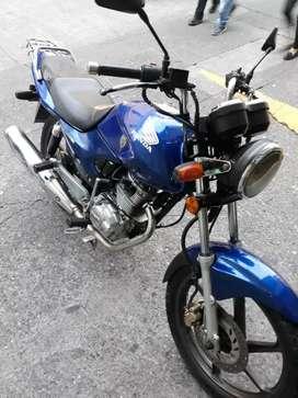 Honda cb 125 E 2011 Papeles 2020 Traspasos