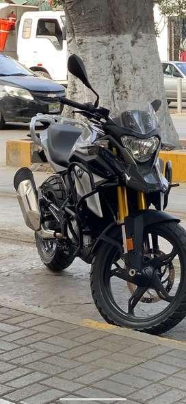 Moto bmw 310gs