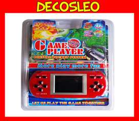Consola De Juego Portatil A Pila 288 1.8 Sy888b