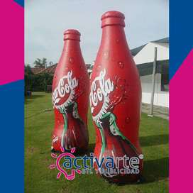 Botellas Inflables Venta