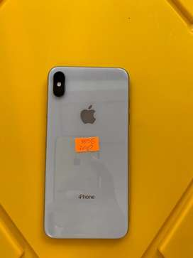 IPHONE XS MAX COLOR BLANCO NITIDO