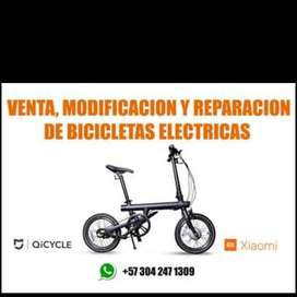 BICICLETA ELECTRICA XIAOMI QCYCLE
