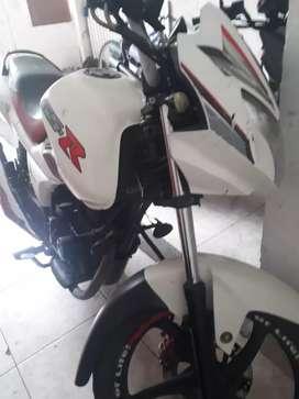 Moto Gsr 150 Con Papeles al día después de la compra
