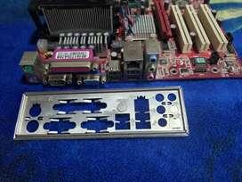 Board Msi modelo MS 7142 funcional