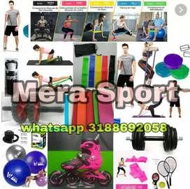 Productos deportivos en general, bandas, colchonetas, lasos, balones, gimnasio, kit de bandas, laso en acero, guantes