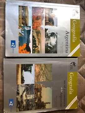 Libros de geogragia editorial a.z serie plata
