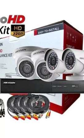 Equipos kit Hikvision