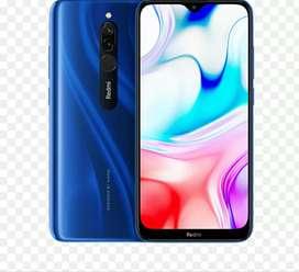 Celulares homologados de paquete xiaomi y Samsung