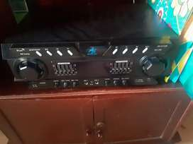 Amplificador marca audio soun