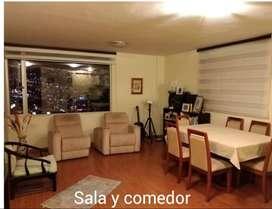 Ponceano Alto, Departamento, 104 m2, 3 habitaciones, 3 baños, 1 parqueadero