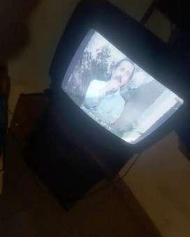 TV GOLDSTAR COLOR NEGRO 24 PULGADAS