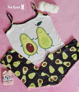 Pijamas elaboradas en Piel de Durazno
