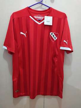 Camiseta Puma Independiente L, Adidas Nike boca River