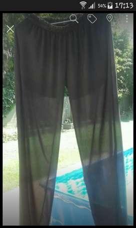 Pantalon de Vestir con Short