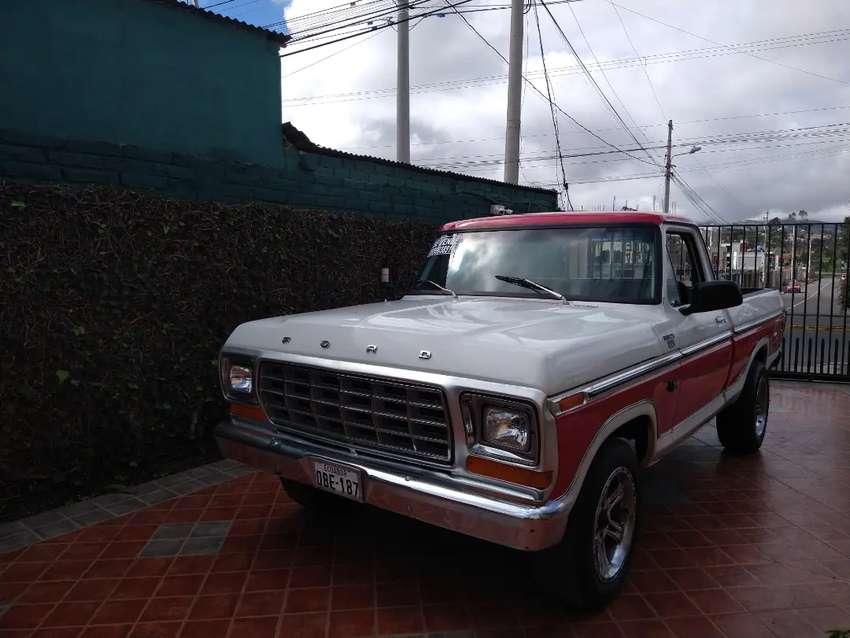 De colección  impecable y mejorada Ford Ranger XLT