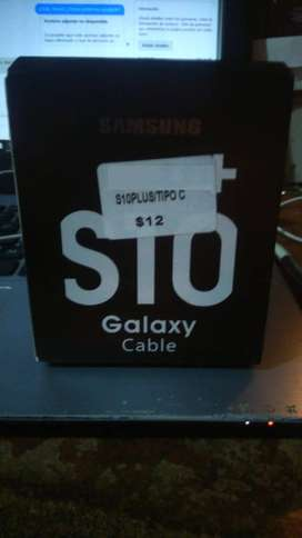 vendo cable certificado samsung s8