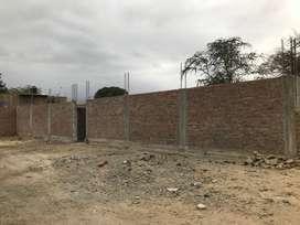 Venta de Terreno Urbano en ICA - Los Aquijes.  Área: 1052 m²