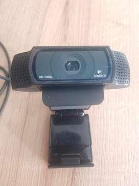 Cámara Logitech modeló 920 HD1080