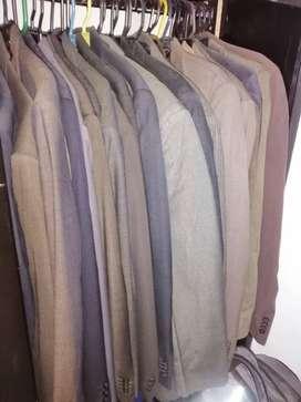 Venta Vestidos de Paño - Ligeramente Usados - Talla 34