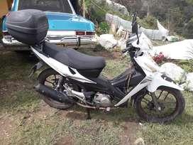 MOTO FLEX 125 - MODELO 2015