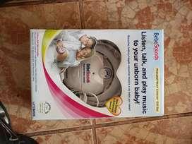 Audífonos estimulación bebe