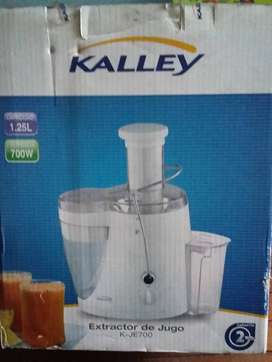 Negociable Extractor de Jugo Kalley