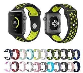 Correa Malla deportiva Apple Watch