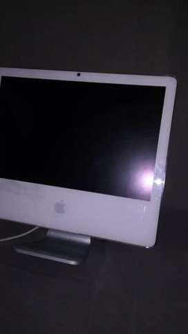 Computador OS iMac todo en uno