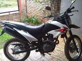 Moto zanella cross modelo 2013