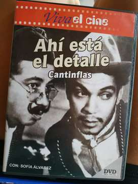 "Pelicula ""Ahí está el detalle"" Cantinflas Cinearte"