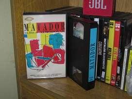 Matador - 1986 - VHS ARG - Almodóvar