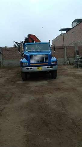 Venta camión grúa internacional dimex