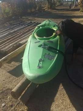 Kayak Piraña everest