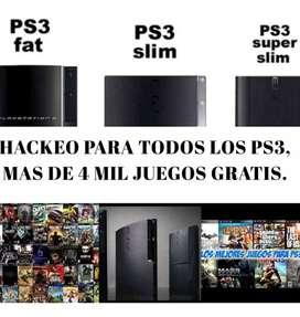 Chip Virtual PS3 (Todos los juegos a su disposición y a un click de distancia)