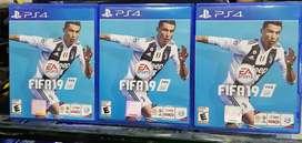 FIFA 19 play station