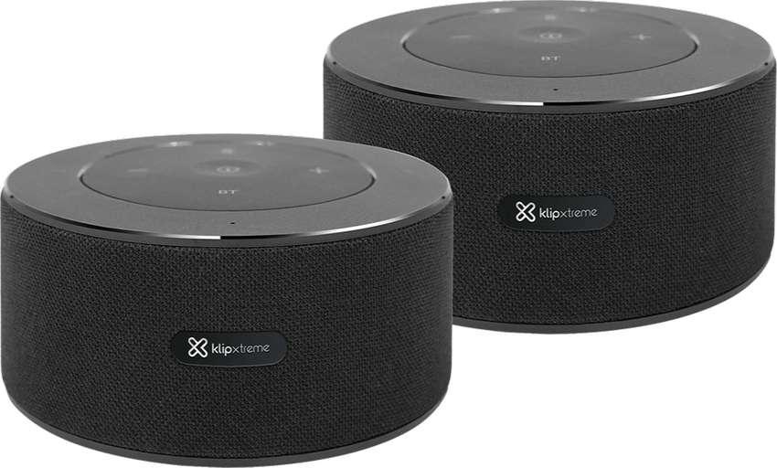 Parlante Parlantes Klip 015 Tws Bluetooth Duos Rms 24w 360 0