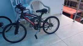 Venta de bicicleta GW CARONTE