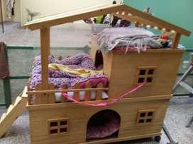 casa ideal para mascota pequeña + delivery gratis