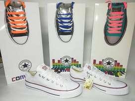 zapatilla bota converse todas las tallas y colores