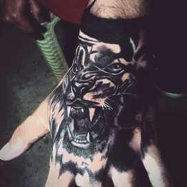 Tatuajes a domicilio