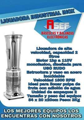 Licuadora uso comercial ICEBERG-INOX 2 Litros