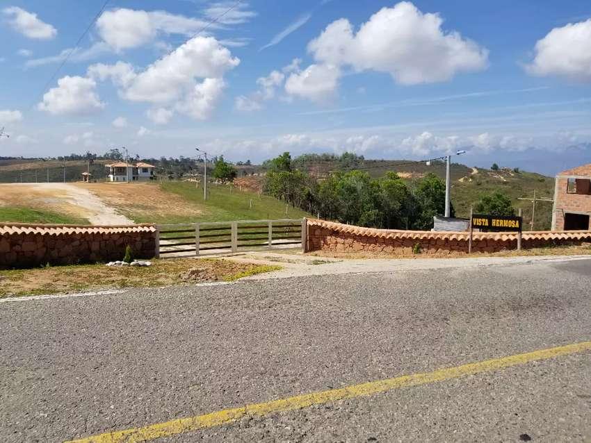Lote mesa de los Santos - Parcelacion Vista Hermosa 0