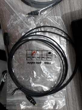 Cable optico a optico