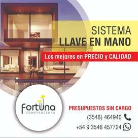 #Construcción #LlaveEnMano - Tu lugar en las Sierras de Córdoba