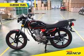 MOTO RONCO CLASSIC 150S - 2020