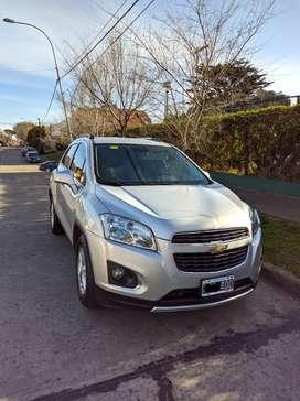 Vendo Chevrolet tracker 2015 73mil km impecable