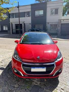 Vendo Peugeot 208 Allure 2017