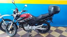 Vendo ybr250 2009 como nueva