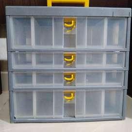 Caja organizadora plastica RIMAX de segunda