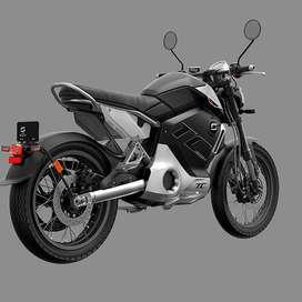 MOTO ELECTRICA TC MAX 125